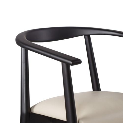 Enjoyable Soho Dining Chair Matt Black Fawn Prestige Creativecarmelina Interior Chair Design Creativecarmelinacom