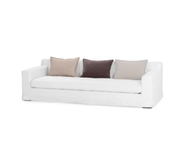 Jackson Sofa - Warm White