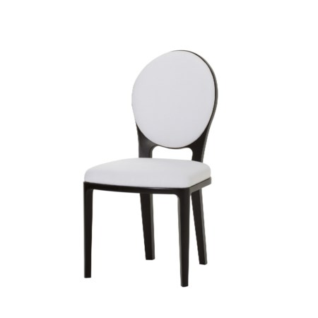 Melissa Dining Chair - Optic White
