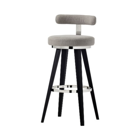 Ayda Bar Stool - Nina Stone