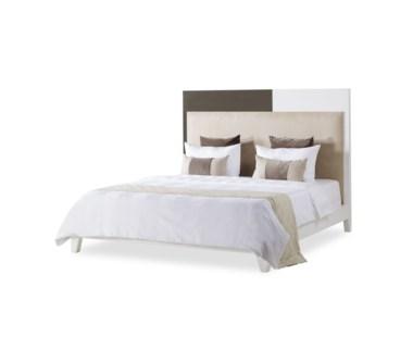 Mondrian Bed - US King / Mezzola Sesame