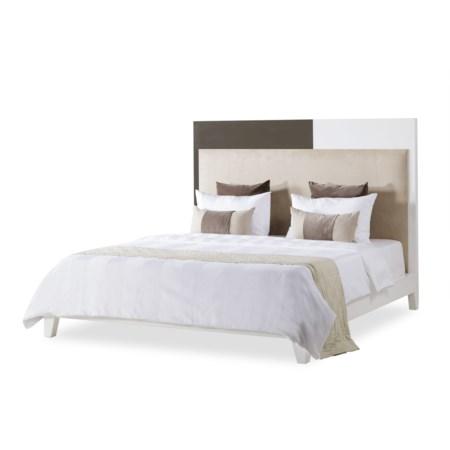 Mondrian Bed - US Queen / Mezzola Sesame