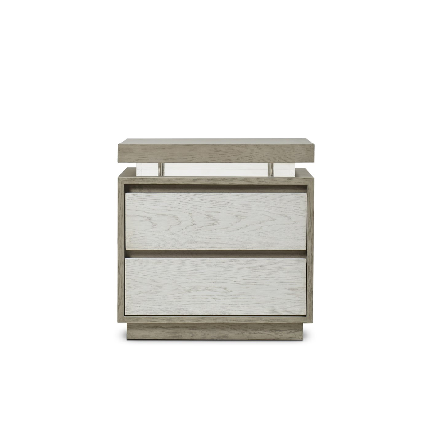 Newman Nightstand - 2 Drawer