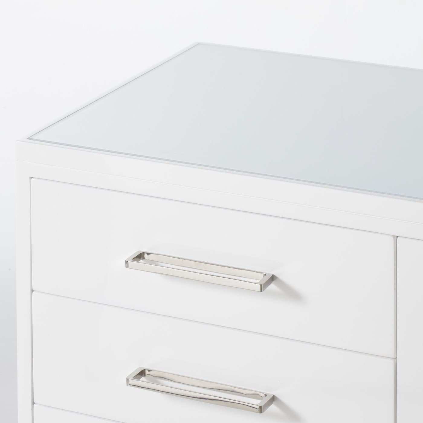 Diaz Sideboard Gloss White Dressers Amp Chests Sonder