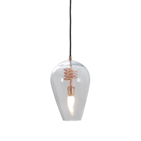 Brando Pendant - Small / Copper / 120v US