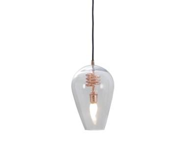 Brando Pendant - Small / Copper