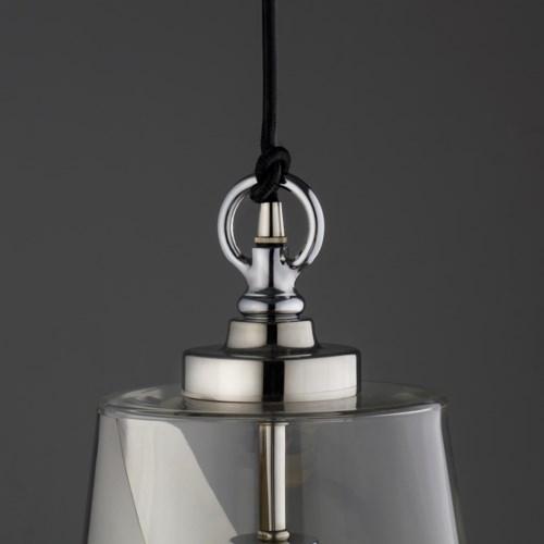 Bessie Pendant Lamp - Stainless Steel / 120v US