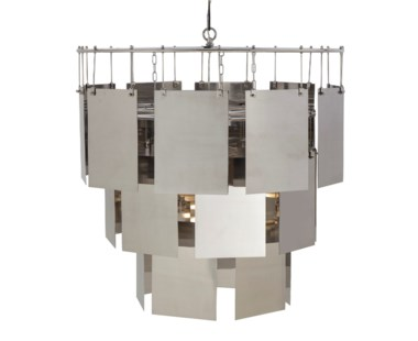 Marilyn Chandelier - Large / Stainless Steel