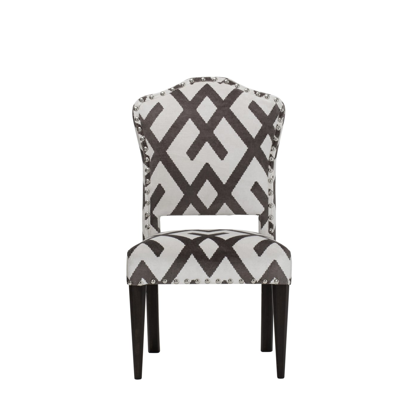 Bacall Chair - Fitzroy Gray