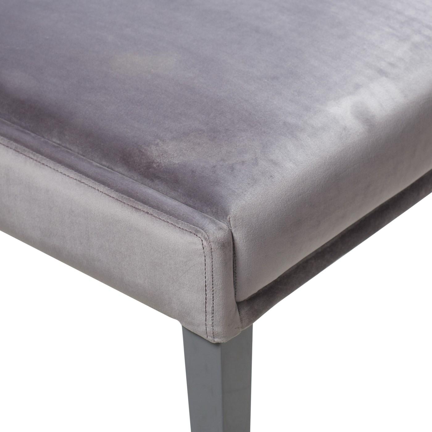 Lowry Dining Chair - Victor Smoke