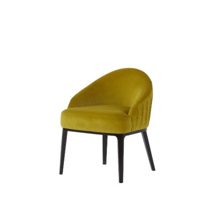Cersie Dining Chair - Vadit Lemon
