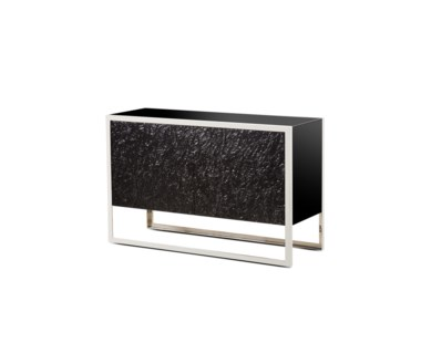 Dexter Sideboard - 2 Door  / Stainless Steel