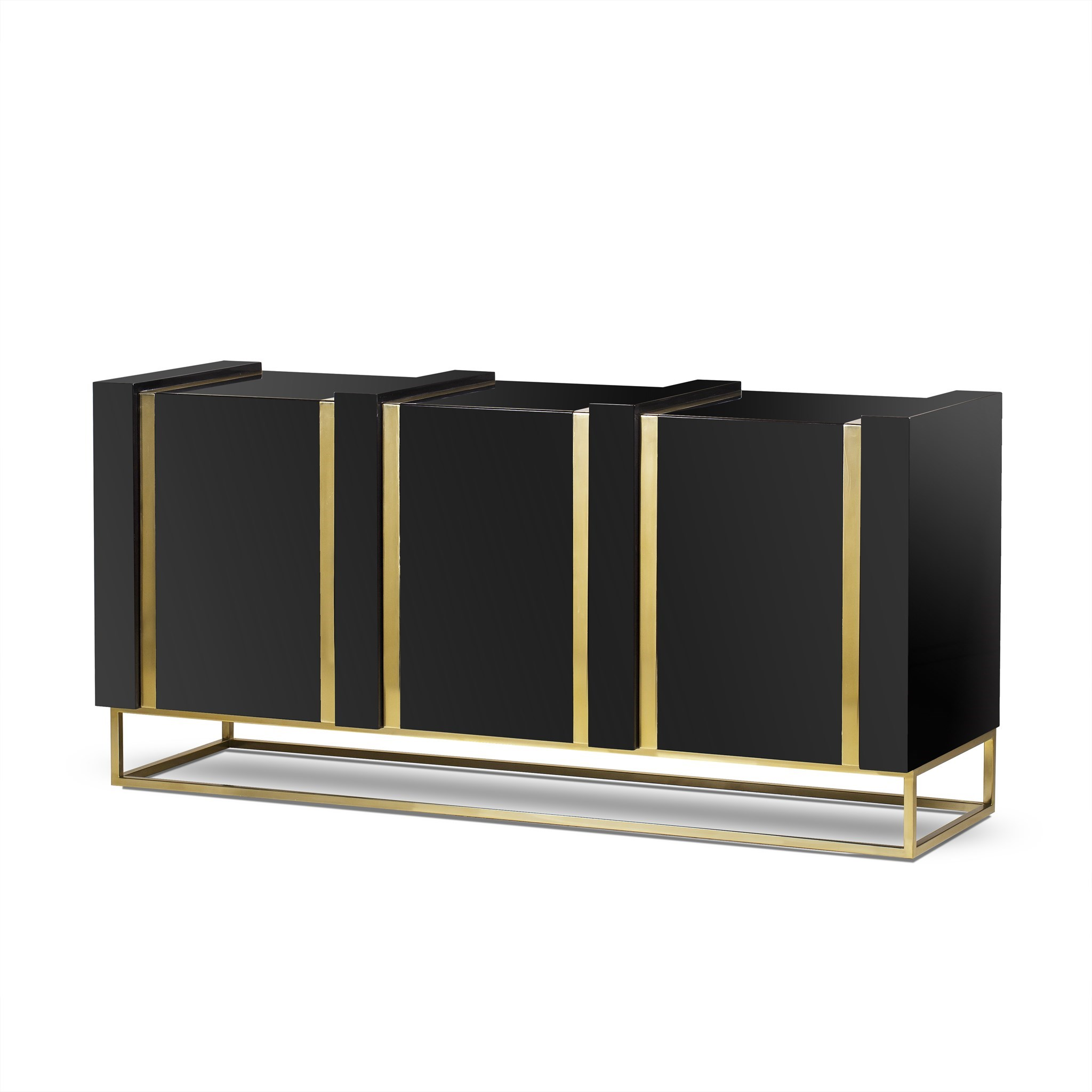 Deluxe Door Designs By Amersham S Iq Furniture: Credenzas And Sideboards