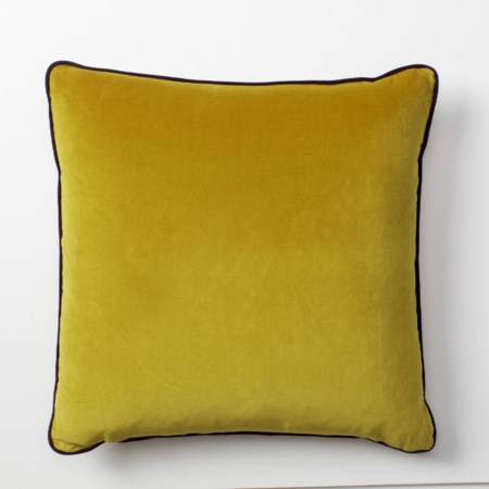 Vadit Lemon Throw Pillow - 56 x 56