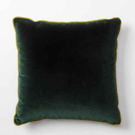 Throw Pillow - 56 x 56, Vadit Green Emerald