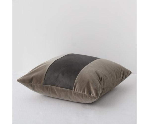 Vadit Chocolate Throw Pillow
