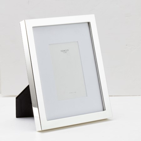 0.75' Stainless Steel Photo Frame - 4' x 6'