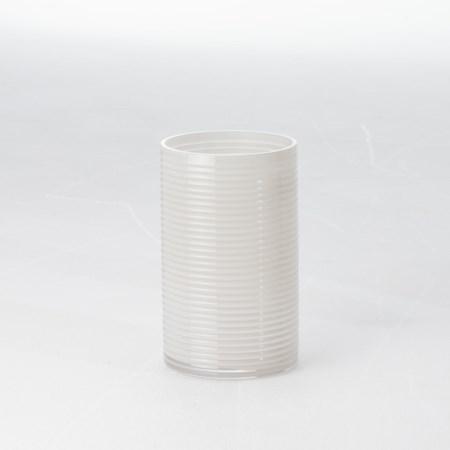 Strata Vase - Grey - Small