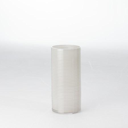 Strata Vase - Grey - Large