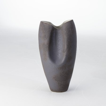 Pinch Vase - Matte Grey - Large