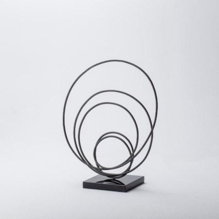 Iron Loop Statuette