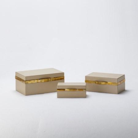 Chancellor Box - Small
