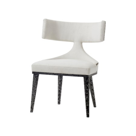 Oscar Dining Chair - Mezula Oyster