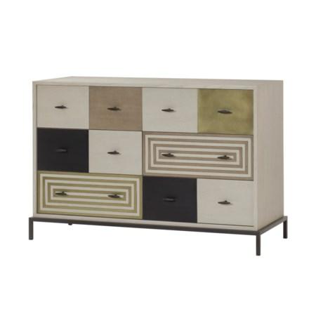 Maria Dresser - 6 Drawer / Small
