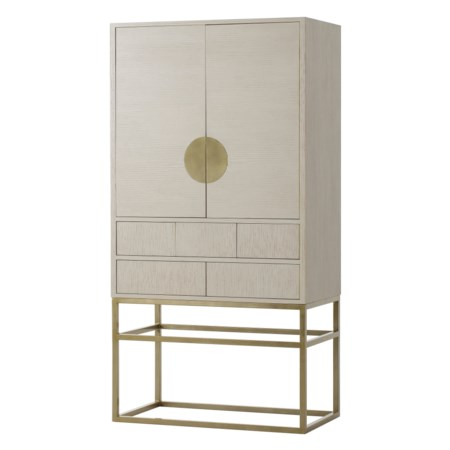 Louis High Cabinet - Light
