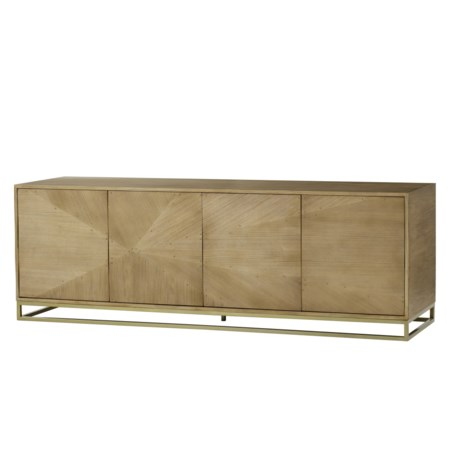 William Media Console - 72""