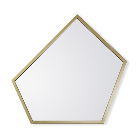 Elena Wall Mirror - Abstract