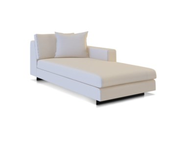 Ian Chaise Lounge - Right Arm Facing