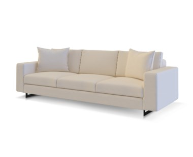 Ian 3 Seat Sofa