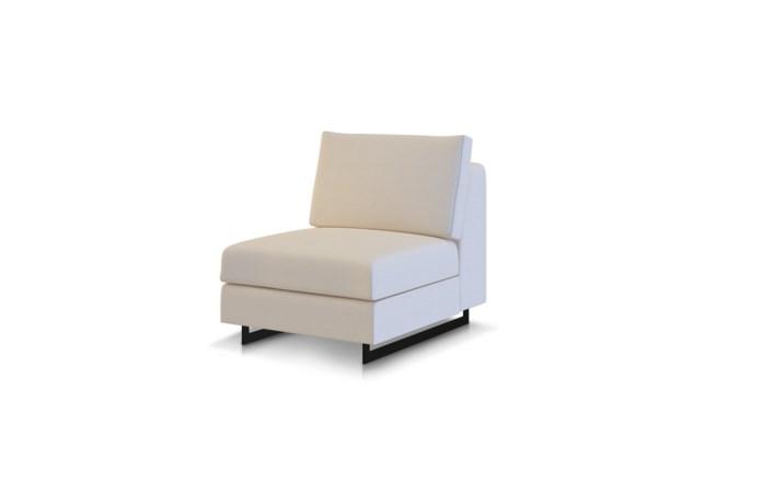 Ian Armless Chair