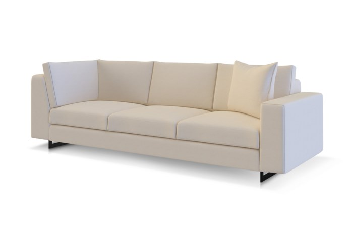 Ian Classic Corner Sofa - Right Arm Facing