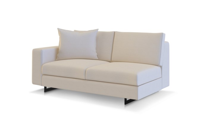 Ian Classic Loveseat - Left Arm Facing