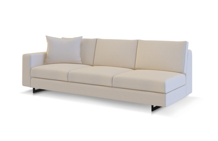 Ian Classic Sofa - Left Arm Facing
