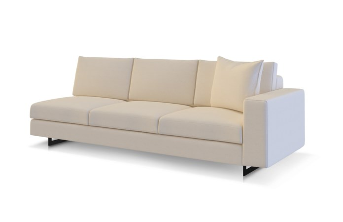 Ian Classic Sofa - Right Arm Facing