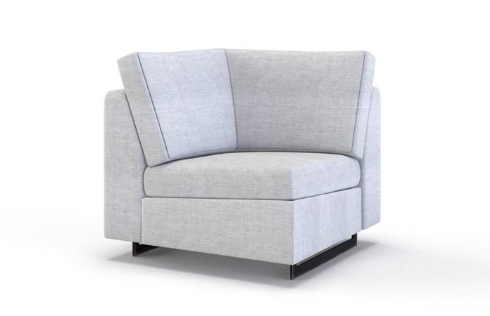 Ian Petite Corner Chair