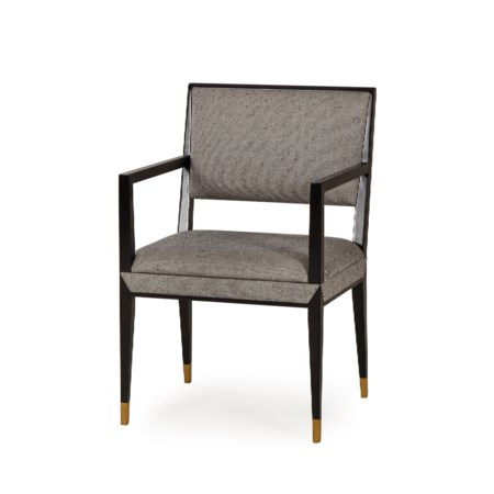Reform Arm Chair - Black - Grade 1