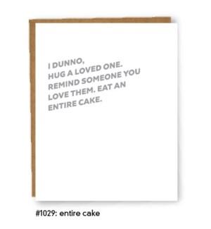 Self-Care_Entire Cake Card