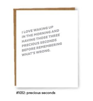 Self-Care_Precious Seconds Card