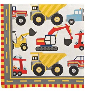 Big Rig Small Napkins-45-0308