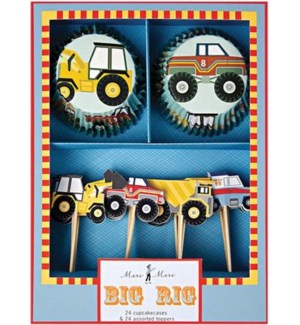 Big Rig Cupcake Kit-45-0310
