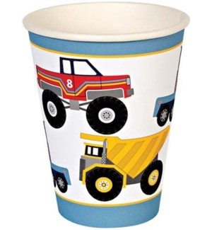 Big Rig Party Cups-45-0315