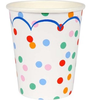Toot Sweet Spotty Party Cups-45-0862