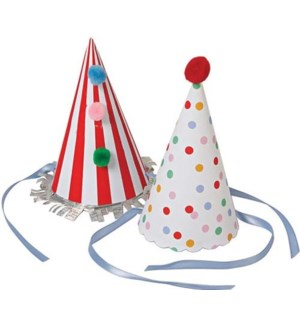 Toot Sweet Party Hats-45-0878