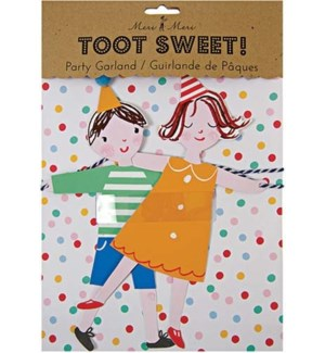 Toot Sweet Childrens Garland-45-0884