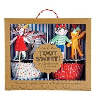 Toot Sweet Childrn Cupcake Kt-45-0897
