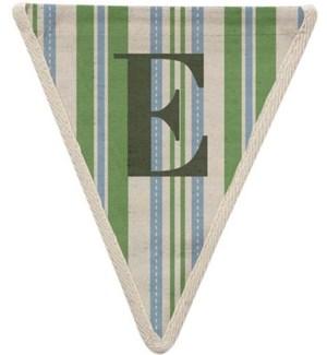 Striped E Pennant-99-E1